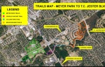 Cypresswood Trail Map